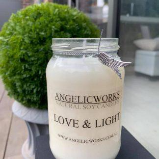 Love & Light Candles